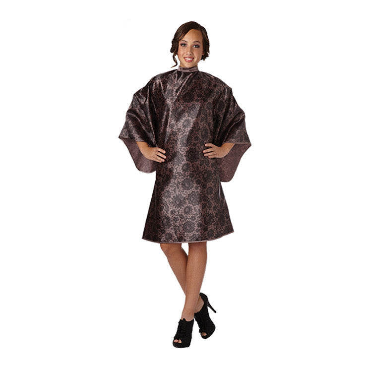 Olivia Garden Lace Cape, Taupe