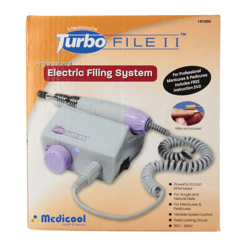 Medicool Professional Turbo File II