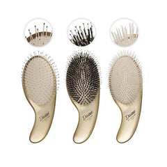 Olivia Garden Divine Paddle Brush Box Deal (contains 1 each: DV-1 wet detangler, DV-32 care & style, DV-3 dry detangler)
