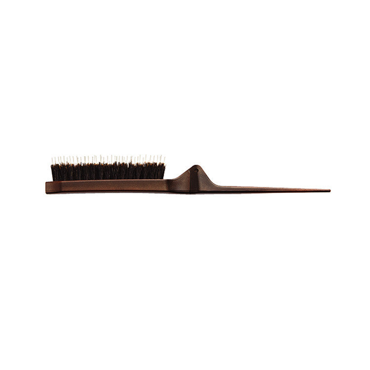 Olivia Garden Style Up Folding Teasing Brush, Combo Boat & Ionic