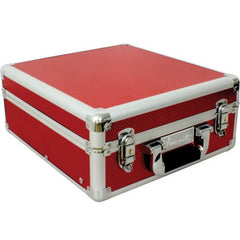 Vincent Master Barber Case, Medium, Red