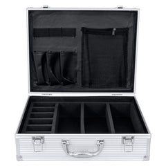 Vincent Master Barber Case, Small, Silver