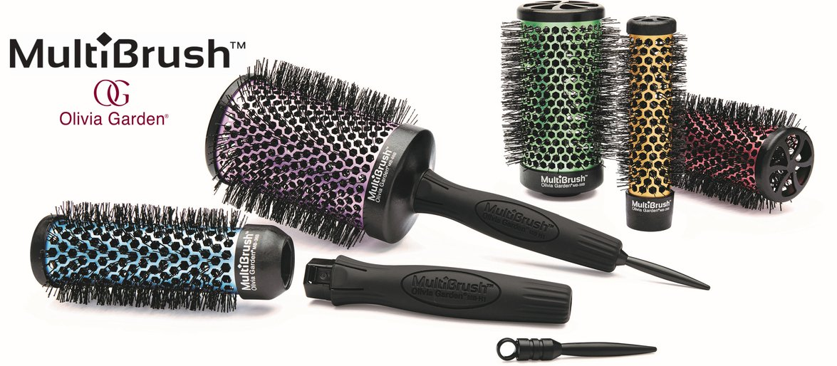 Olivia Garden MultiBrush