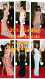The Most Comprehensive Guide of 2017 Golden Globe Awards Fashion