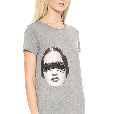 Printed Graphic T Shirt