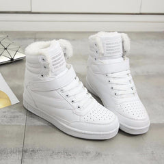 High Top Concealed Wedge Sneakers Sneakers, Arissa : Kandis , Arissa : Kandis