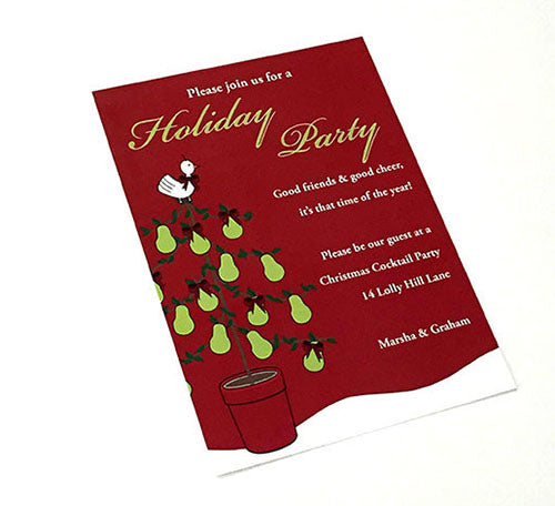 Custom Holiday Card Printing