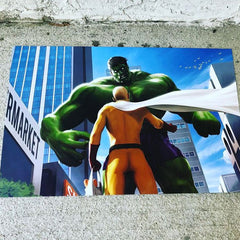 11x17 print of fan art