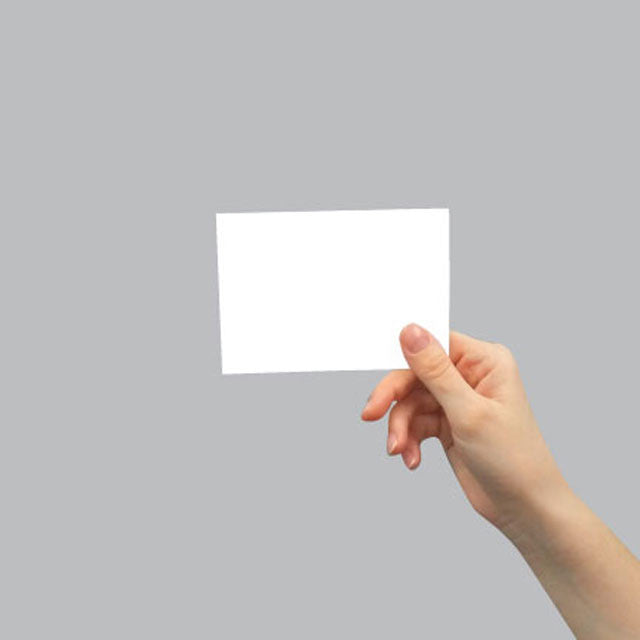 3.5x5 flat card printing example