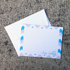 4.2x5.5 notecard with envelope