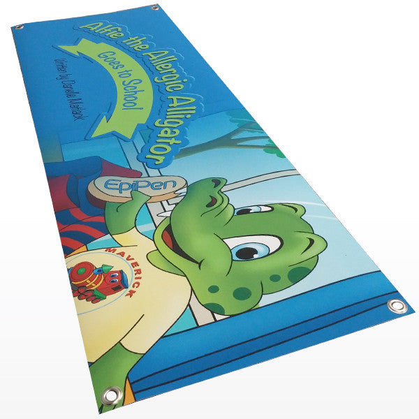 Vinyl Banners (Outdoor)