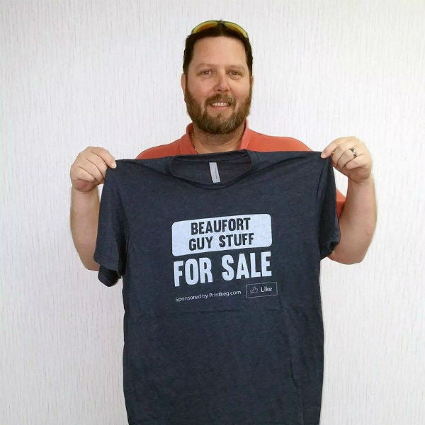 Guy Stuff For Sale T-Shirt