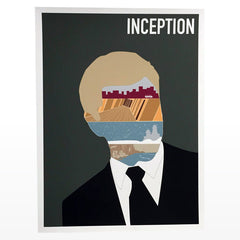 Inception Fan Artwork on Matte Photo Paper
