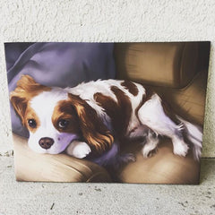 Giclee Canvas Printing (Sheets)