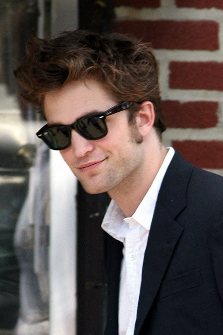 Robert Pattinson Ray-Ban Wayfarer 1