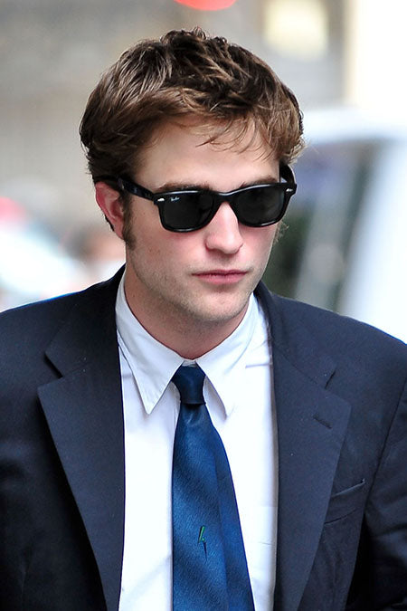 Robert Pattinson Ray-Ban Wayfarer 2