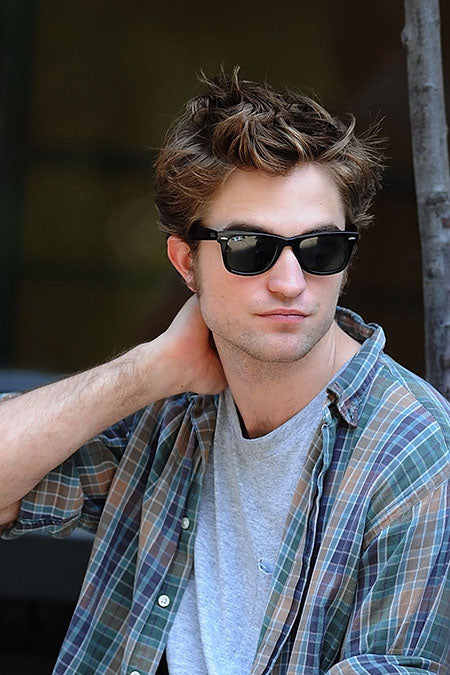 Robert Pattinson Ray-Ban Wayfarer 3