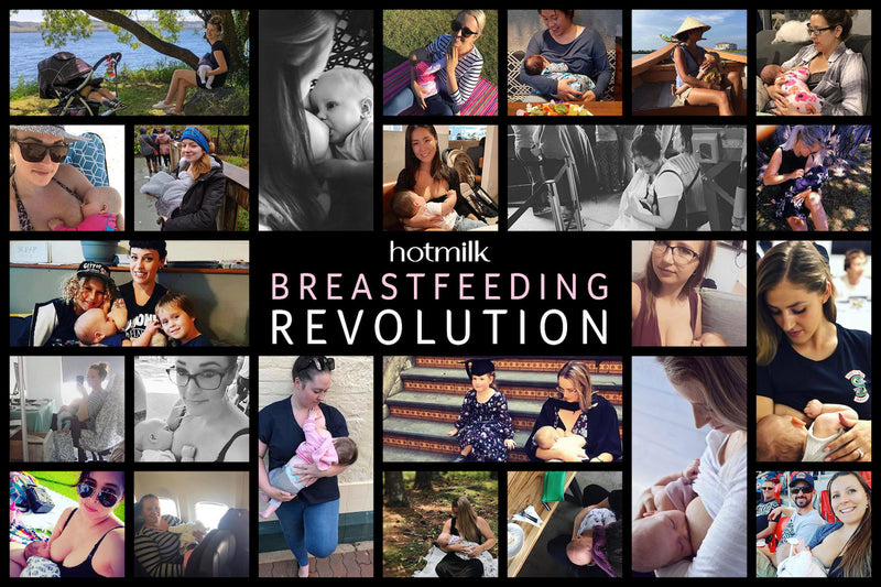 Breastfeeding in the spotlight