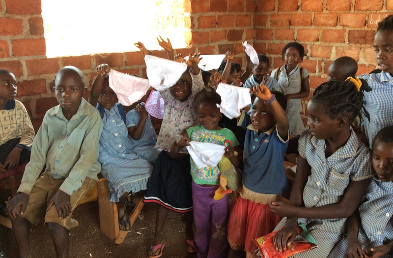 Knickers for Africa
