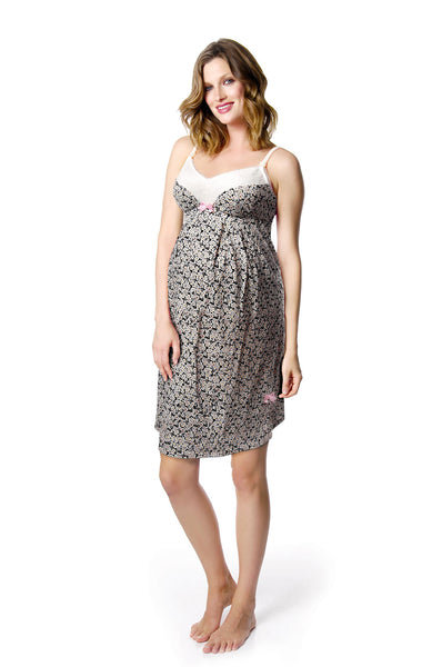 Charm Hotmilk Nursing Nightie