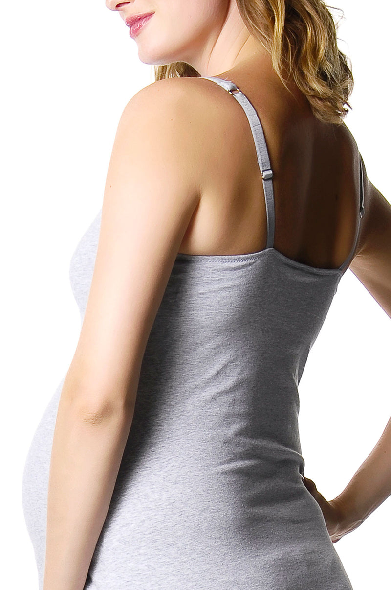 HOTMILK MY EVERYDAY CAMISOLE GREY
