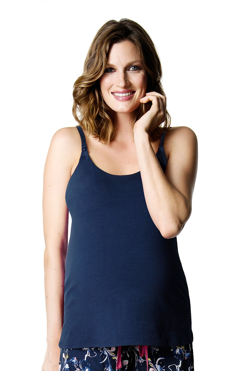 MY EVERYDAY NAVY CAMISOLE B-E or F-H CUP