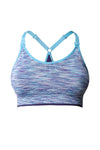 HOTMILK VITALITY BLUE YOGA / SPORTS PREGNANCY AND NURSING BRA