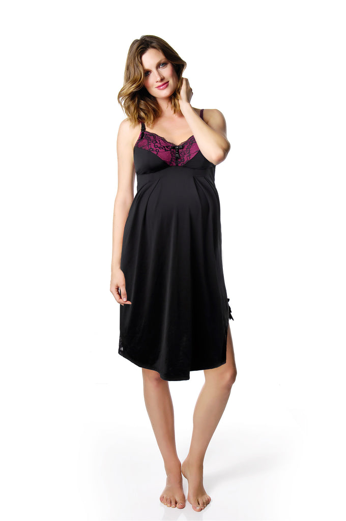 LURE LIMITED EDITION NURSING NIGHTIE  A-G CUP