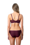 SHOW OFF FIG NURSING BRA - WIREFREE