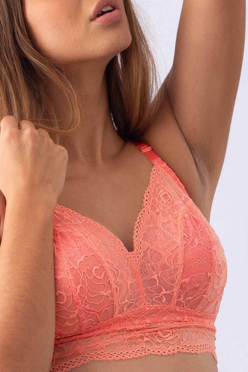 heroine sunset bralet projectme nursing and maternity bra