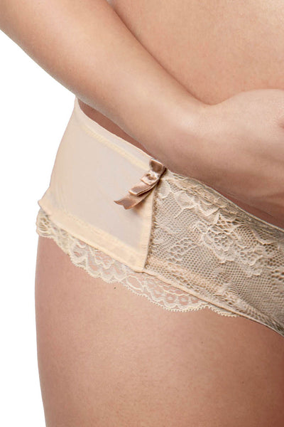 Hotmilk Lingerie Chic Nude French Knicker