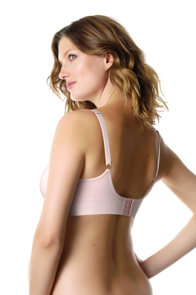 Hotmilk My Necessity pink nursing bra