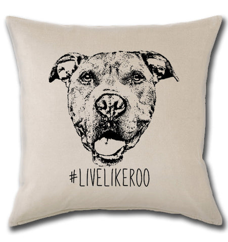 #LiveLikeRoo - Pet Your Pillow