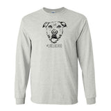 #LiveLikeRoo - Unisex Long Sleeve T-Shirt