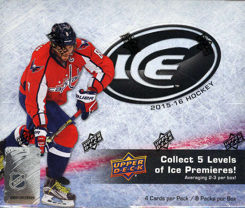 2015/16 Upper Deck Ice Hockey - Personal Box