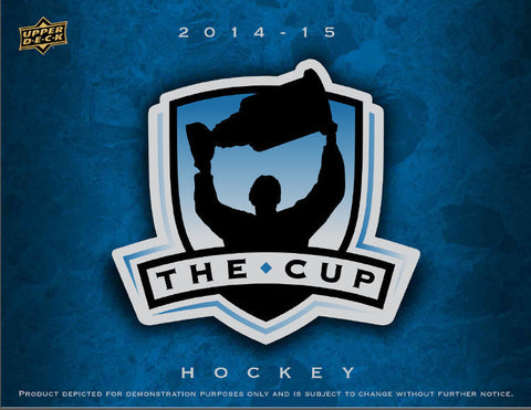 2014-15 Upper Deck THE CUP Hockey 3 Box Case Random Teams #10