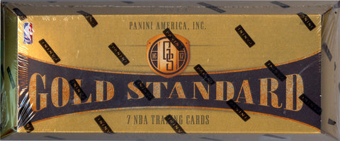 2016-17 Panini Gold Standard Basketball - Personal Box