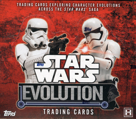 2016 Topps Star Wars Evolution - Personal Box