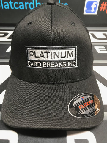 Platinum Flex Fit Hat - Black