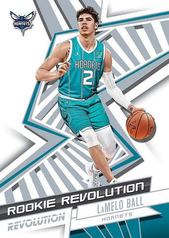 2020-21 Panini Revolution Basketball 8 Box Case Pick Your Team #30