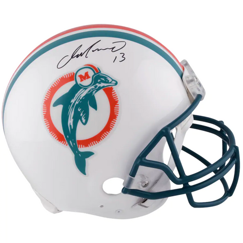 Fanatics Authentic Autographed Full Size NFL Helmet Random Teams #678