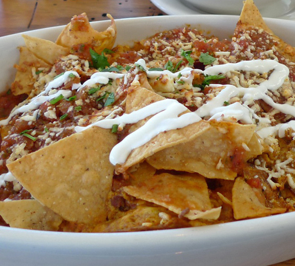 Creatine Coffee Chilaquiles