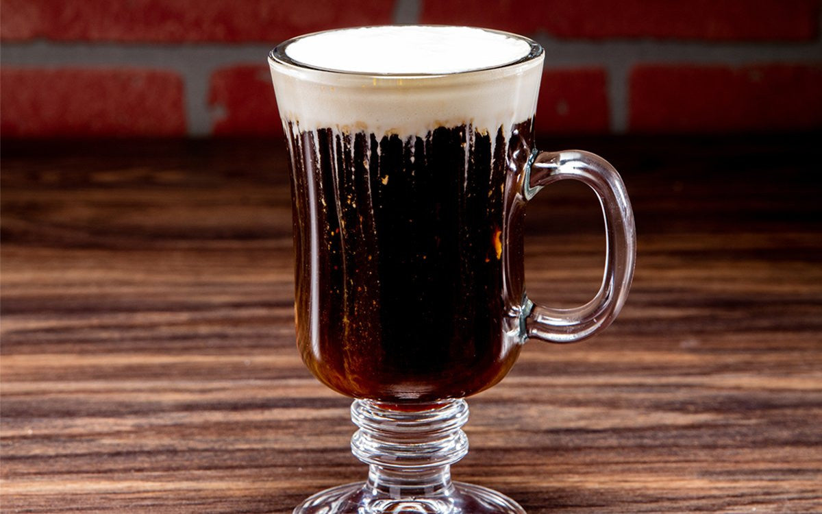 Not-Irish Coffee
