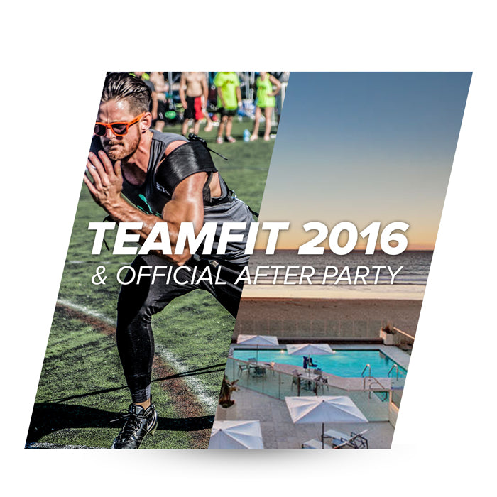 LuaVive's Summer Series | TeamFit and Official After Party
