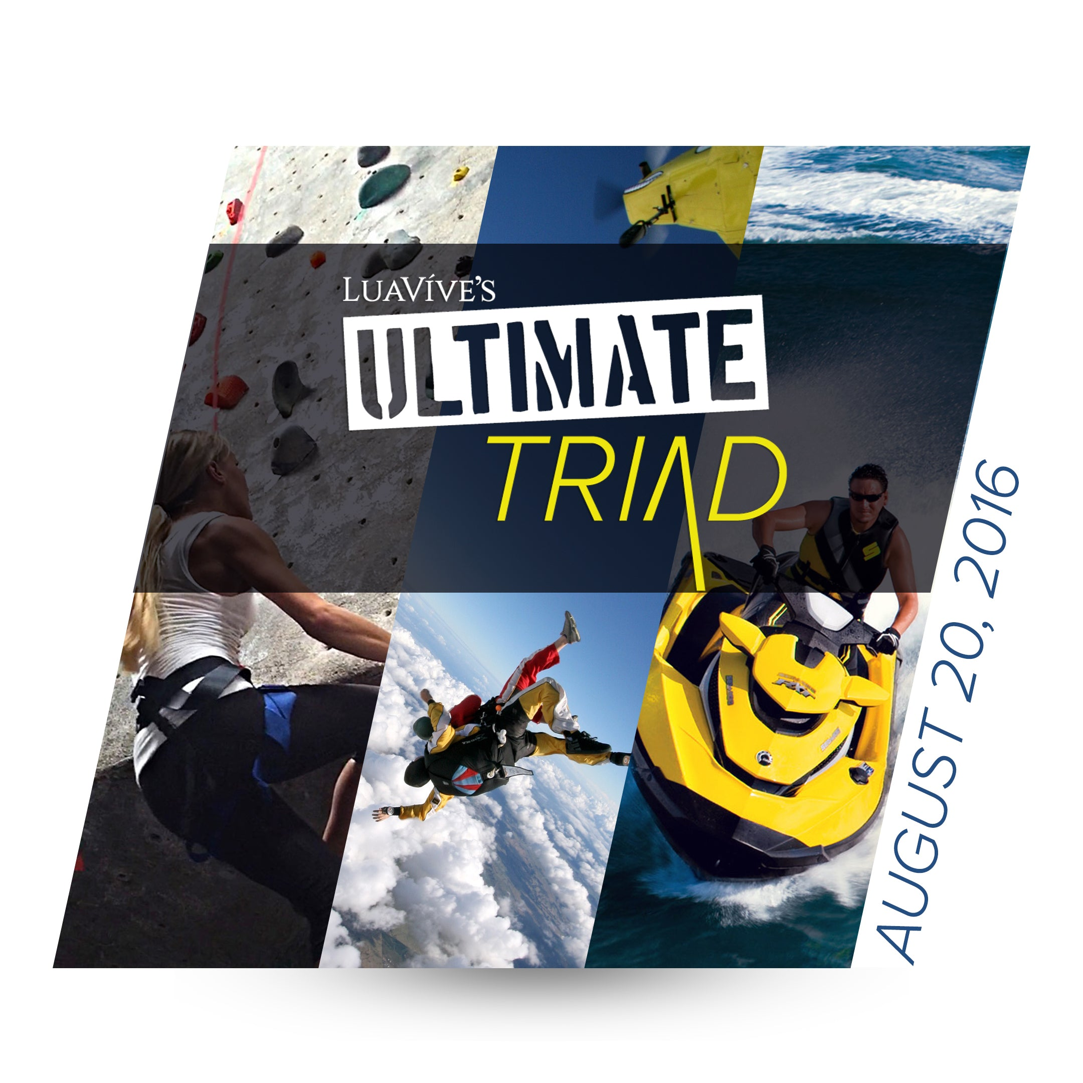 LuaVive's Summer Series | Ultimate Triad