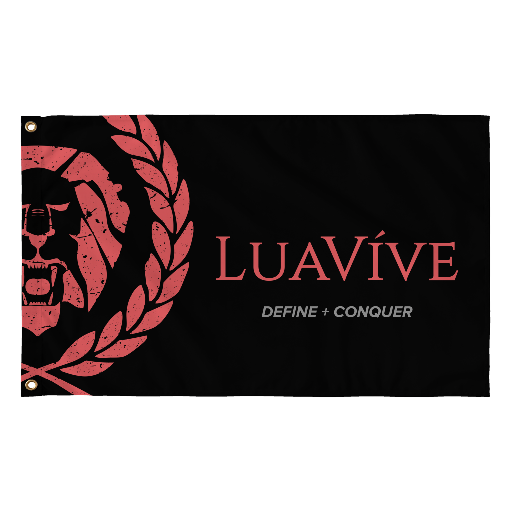LuaVive Flag