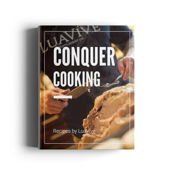 LuaVive's Conquer Cooking Recipe Book