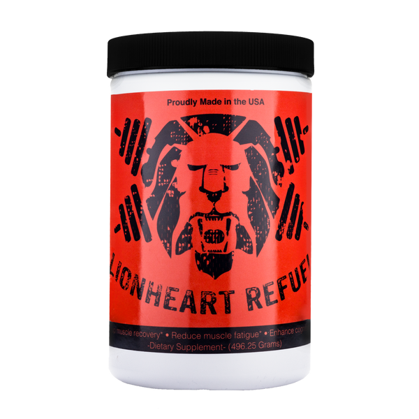 LionHeart ReFuel Recovery Supplement