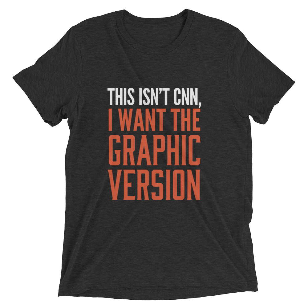 This Isn't CNN T-shirt