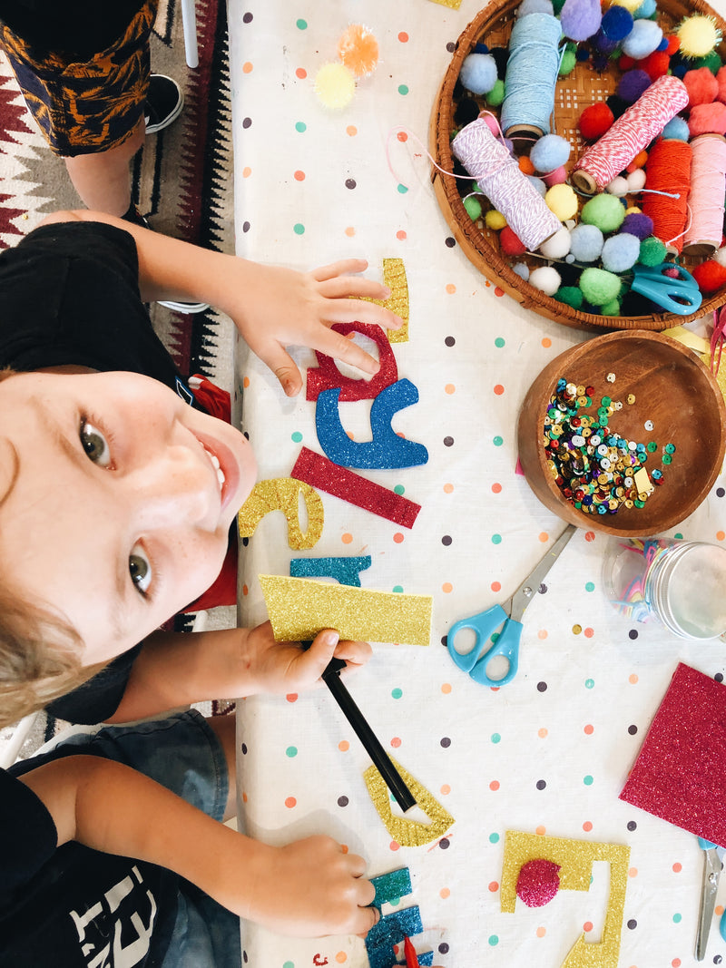 15TH APRIL - KIDS CRAFT DAY